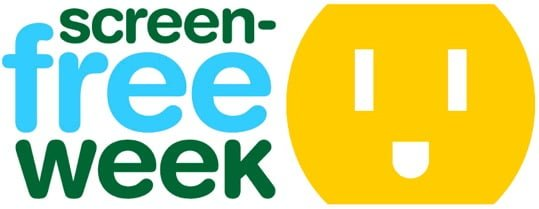 screen free week image