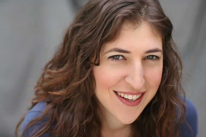 Mayim Bialik talks to Green Child Magazine about attachment parenting.