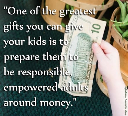 Raising Kids with Healthy Money Beliefs
