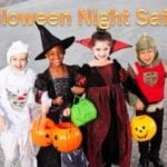 Halloween Night Safety