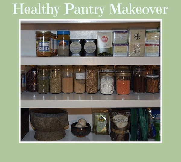 The Pantry Makeover List for Healthy Family Cooking