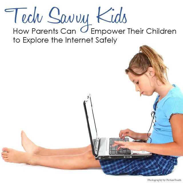 Conscious Parenting - Internet & Social Media Safety Tips for Kids