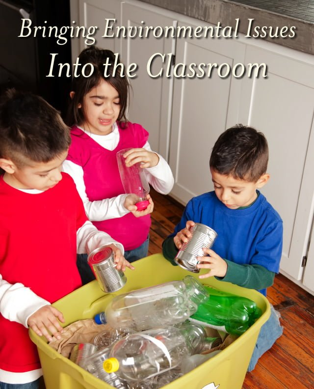 Bringing Environtmental Issues into the Classroom