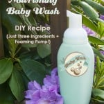 DIY Nourishing Baby Wash