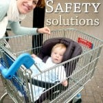 Babies, Car Seats, and Shopping Cart Safety