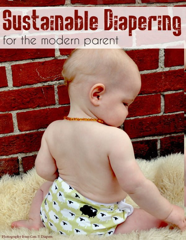 Sustainable Diapering Options