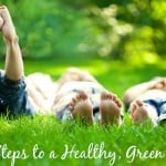 "3 Steps to the ""Greenest"" Lawn on the Block"