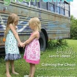 Back to School 2014 issue of Green Child Magazine - free natural parenting magazine