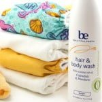 DIY Baby Wipes Solution {& wipes!} using Beautiful Earth Natural Products!