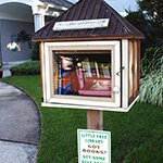 A Little Free Library Can Make a Big Difference