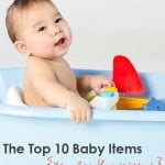 Top 10 Baby Items You Can Live Without