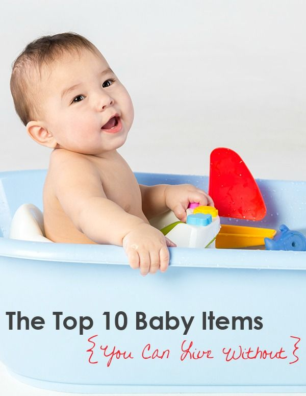"""A massive industry has been built around the insecurities of a new parent. But how much """"baby stuff"""" do you really need?"""