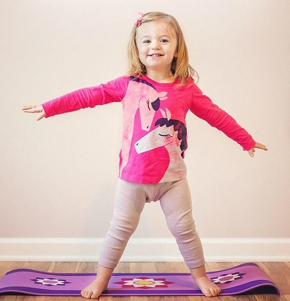 Growing young yogis
