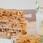 Whole Grain Apple Cinnamon Bars