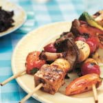 Delicious Sizzlin Kabobs