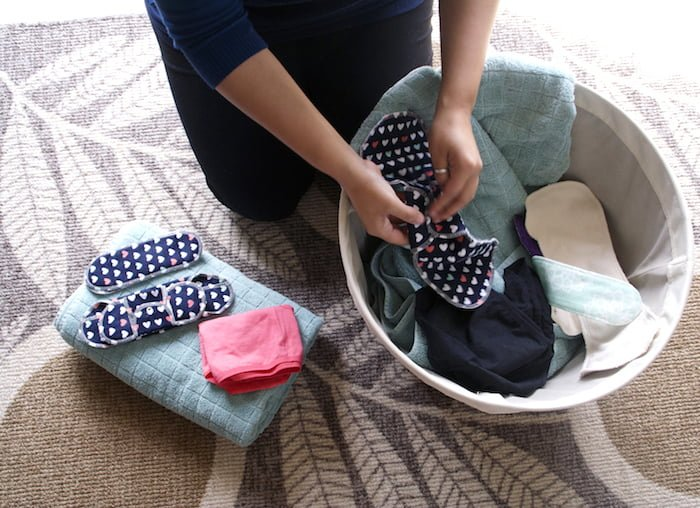 Making The Switch The Benefits Of Cloth Menstrual Pads