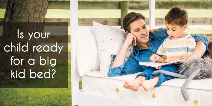 Is Your Child Ready for a Big Kid Bed?