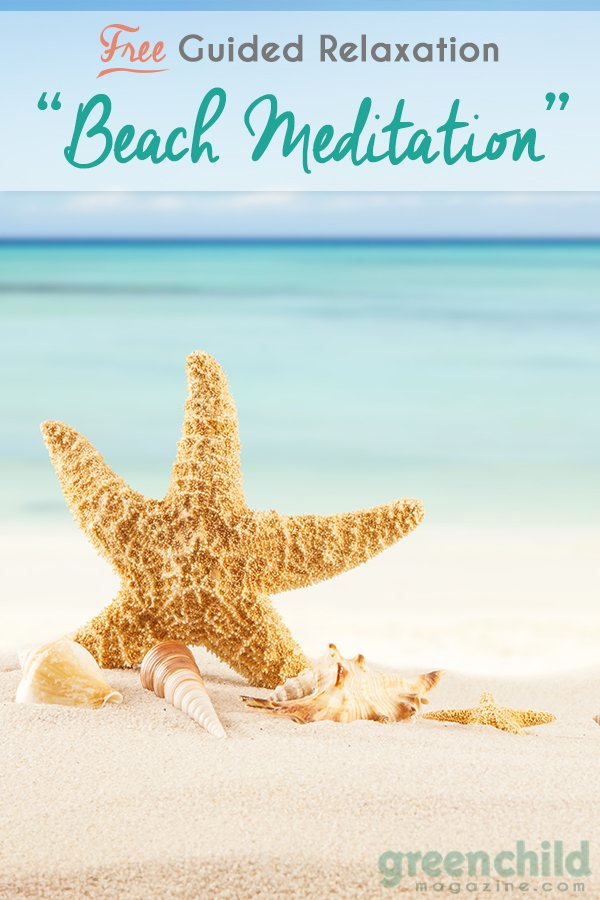 Beach Meditation Guided Relaxation script