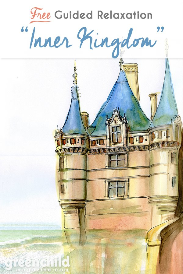 Inner Kingdom Guided Relaxation scripts for kids