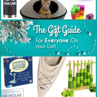 The Gift Guide for Everyone on Your List