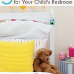 5 Healthy Upgrades for Your Child's Bedroom