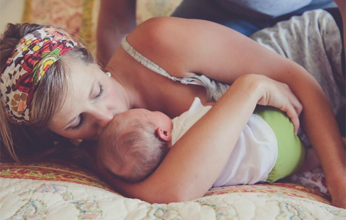 Lying In With Your New Baby
