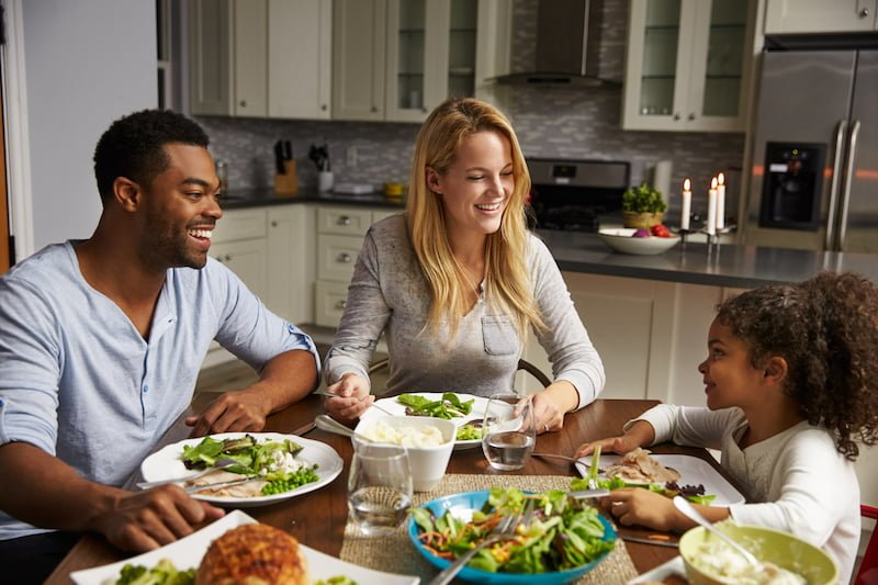 Nourishing Your Family: Making meals and sharing food as an act of love. Learning how to offer this experience and reverence for eating well to our children is fundamental for their establishment of a lifelong healthy relationship with food.