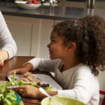 Family Nourishment: Making meals and sharing food as an act of love
