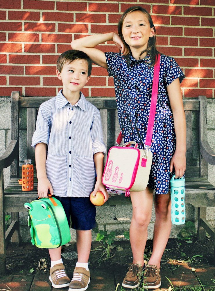 Green & Healthy Back to School Roundup