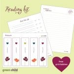 Free Printable Reading Kit for Grown Ups