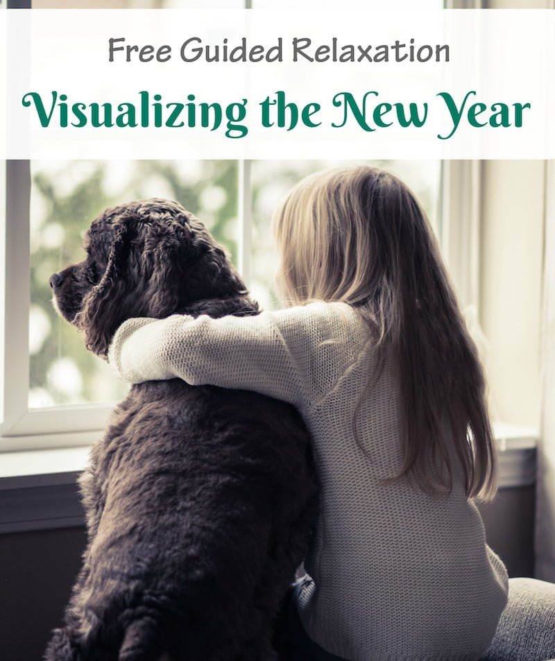 Guided Relaxation: Visualizing the New Year meditation script
