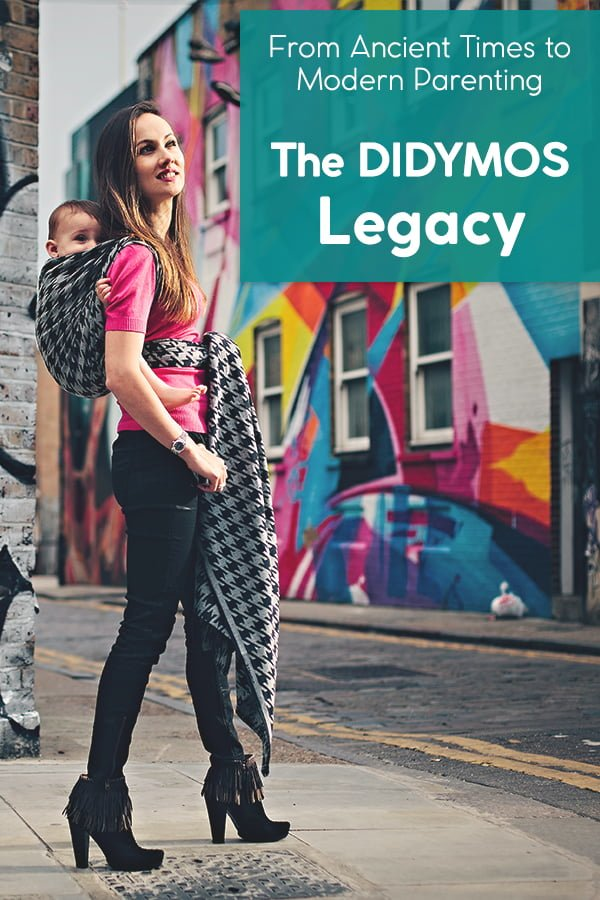 From Ancient Times to Modern Parenting: The DIDYMOS Babywearing Legacy