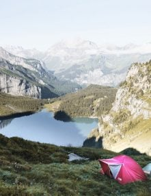 """Teach the next generation to """"Leave No Trace"""" with an eco-friendly camping trip"""