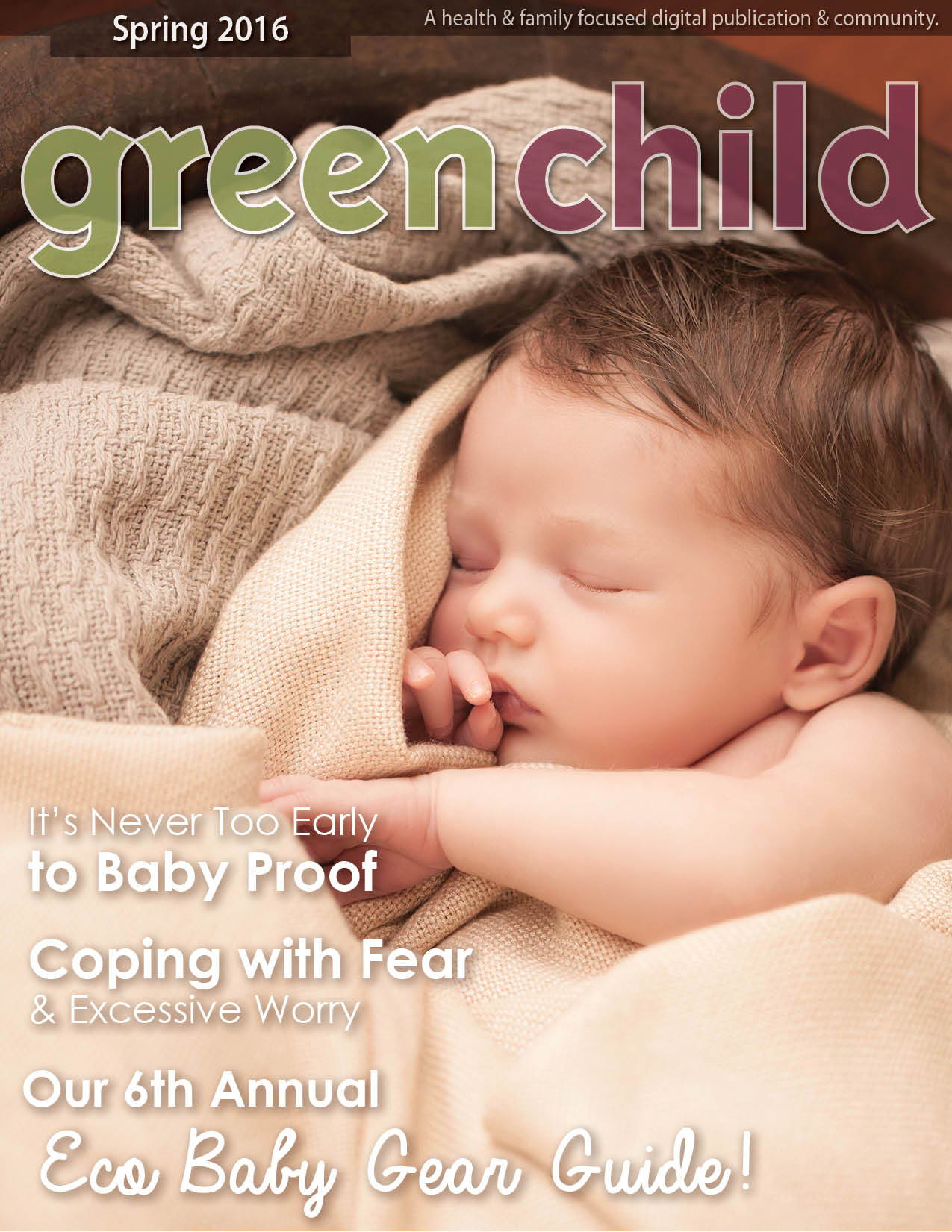 Spring Baby Gear Guide 2016 Cover