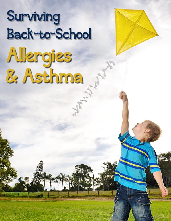 Allergies and School