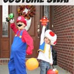 Green Halloween: How to Host a Halloween Costume Swap