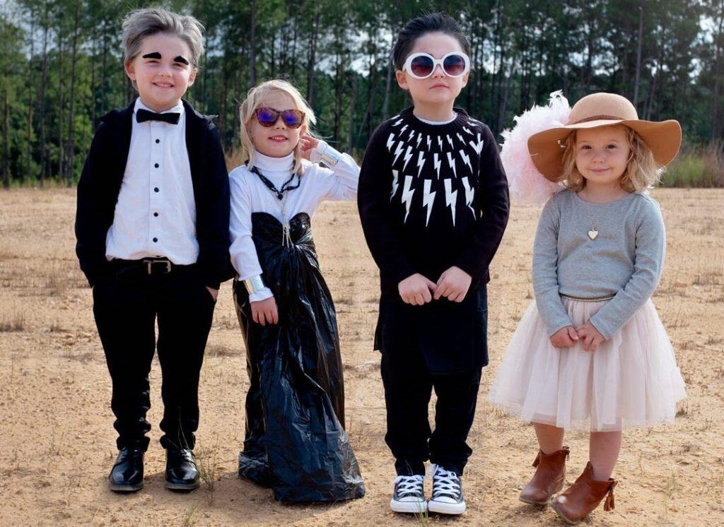 schitts creek Halloween costume swap