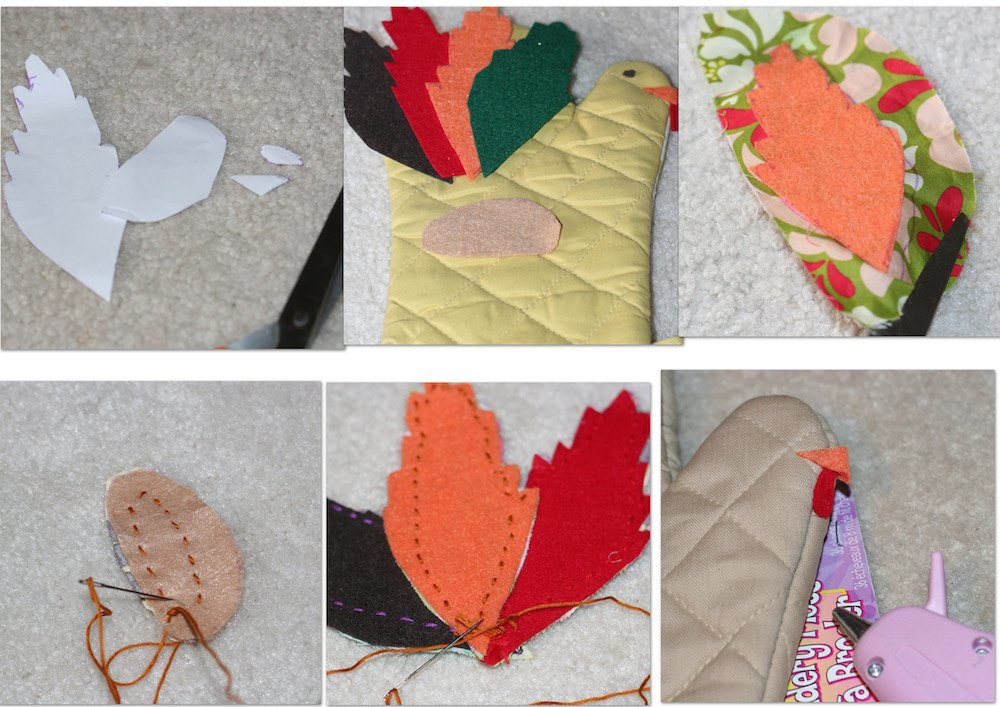 Remember tracing your hand and turning it into a colorful turkey drawing? Help your kids make it in 3D with these Thanksgiving crafts.