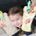 Thanksgiving Crafts: Turkey Hot Mitts and Pad
