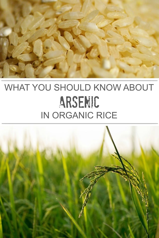 What you need to know about arsenic in organic rice