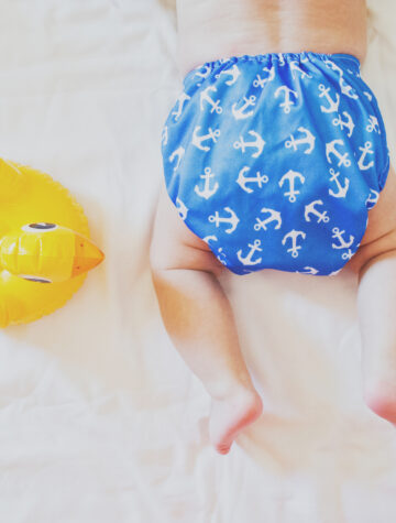 benefits of cloth diapers