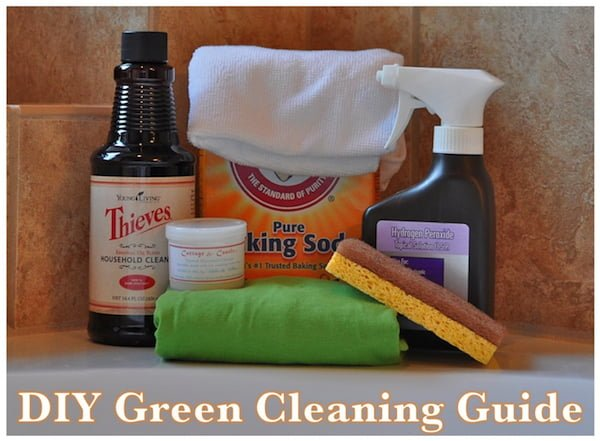 Best Homemade Cleaners & Green Cleaning Hacks