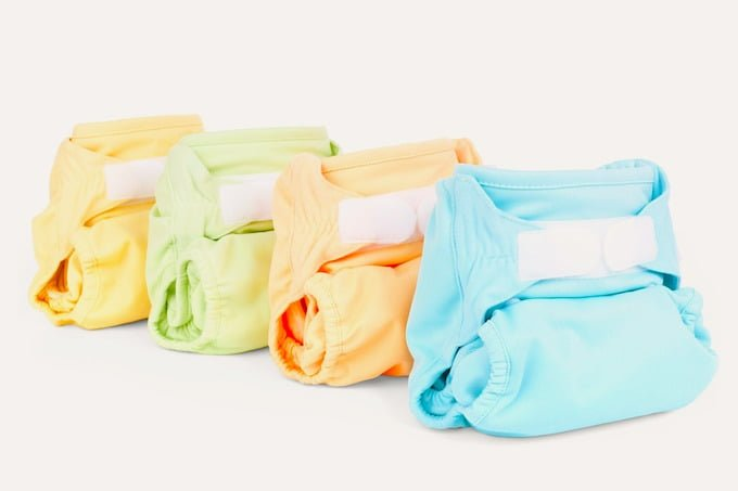 My First Cloth Diapering Experience: The Past Four Months