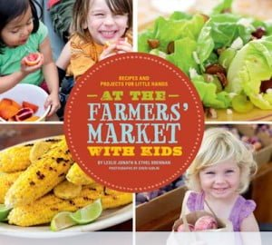 Farmers Market book for kids