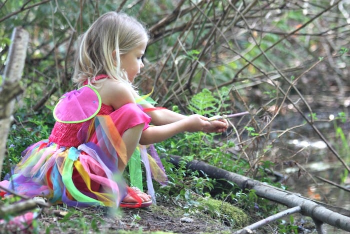 Free Range Summers… Letting kids be kids