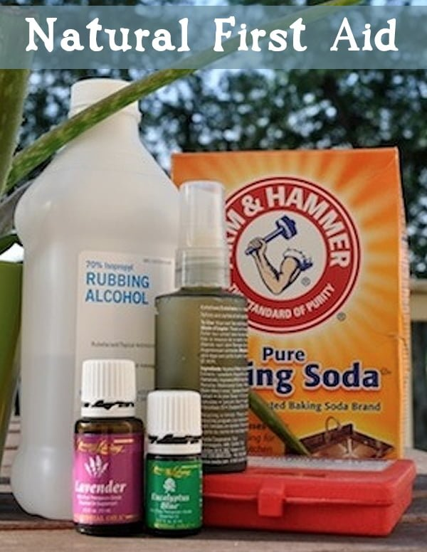 For almost every common ailment or minor injury, there's a natural treatment that will help you make your family feel better and make you feel better about treating them without chemicals and unnecessary preservatives. Here's how to make a natural first aid kit for your family.