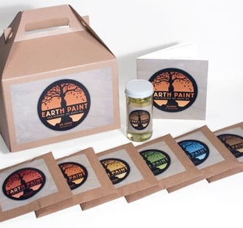 Earth Oil Paint Kit