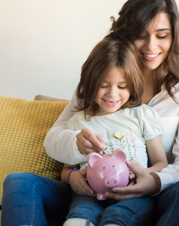 How to raise kids with healthy beliefs about money