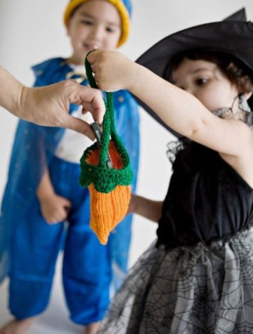 For an Eek-O-Friendly Halloween... Do This, Not That