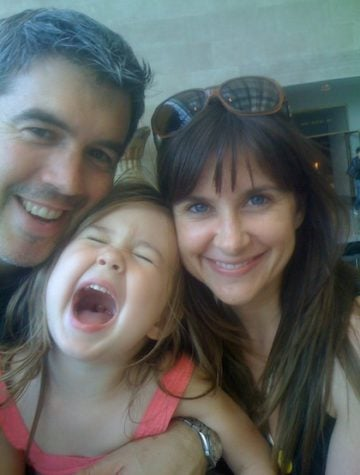 Kellie Martin talks to Green Child Magazine about Parenting and Natural Living